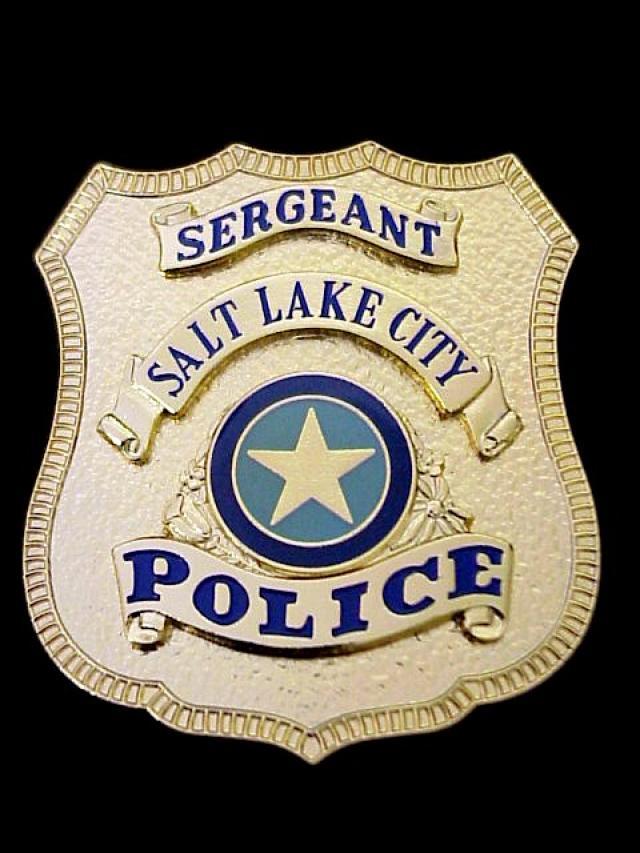 Collector's Badges - Utah