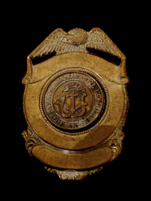 Collector S Badges Damaged Badges
