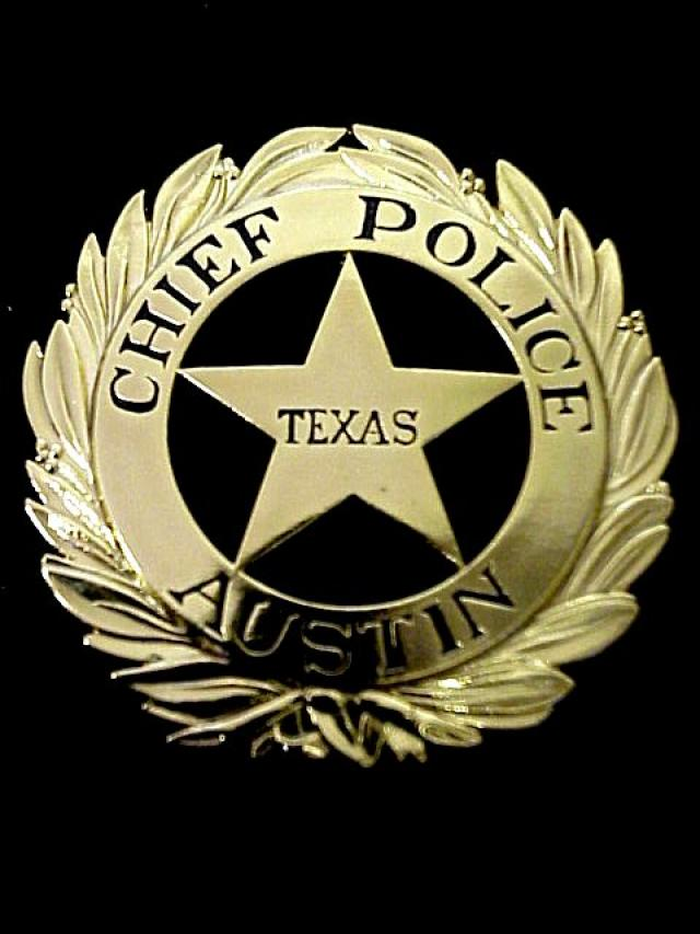 Collector S Badges Texas
