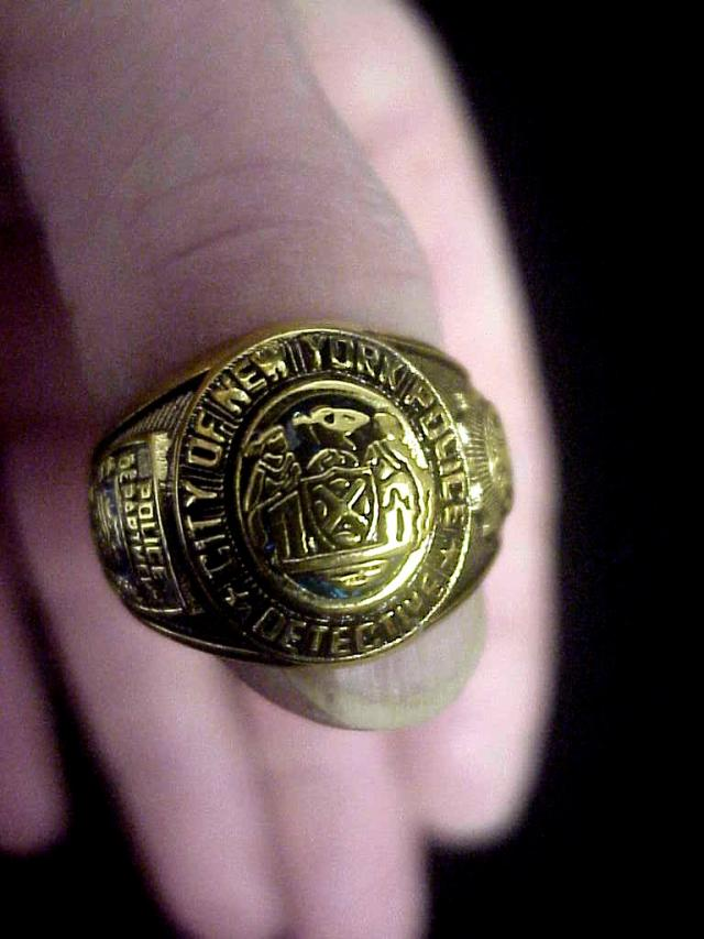 Who Are Occupiers >> Collector's Badges - Police Rings