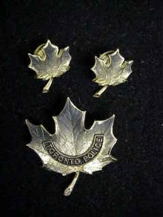 Collector's Badges - Second and Reproduction Badges