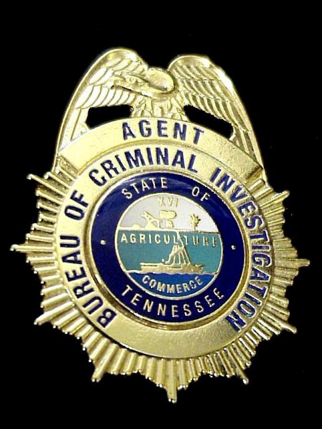Collector 39 s badges tennessee - Criminal bureau of investigation mn ...