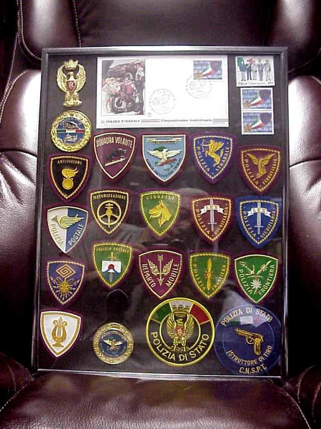 Collector S Badges Italian Badges