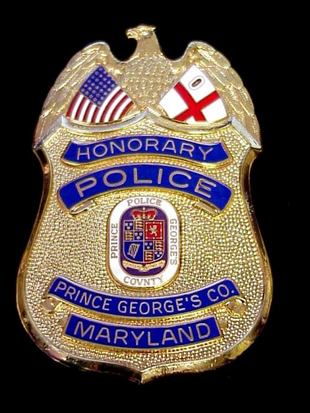 Collector U0026 39 S Badges County Police Badges